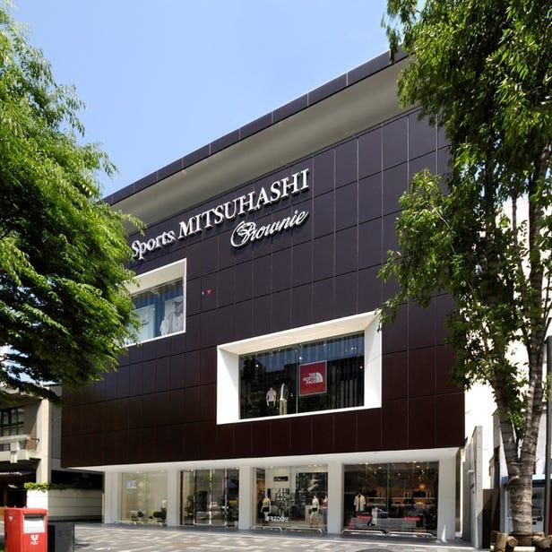 SPORTS MITSUHASHI KYOTO flagship store