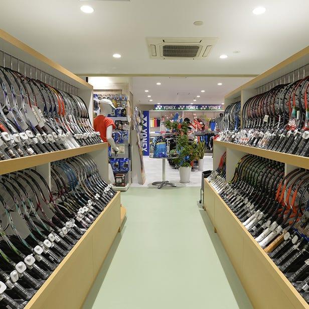 SPORTS MITSUHASHI 京都 flagship store