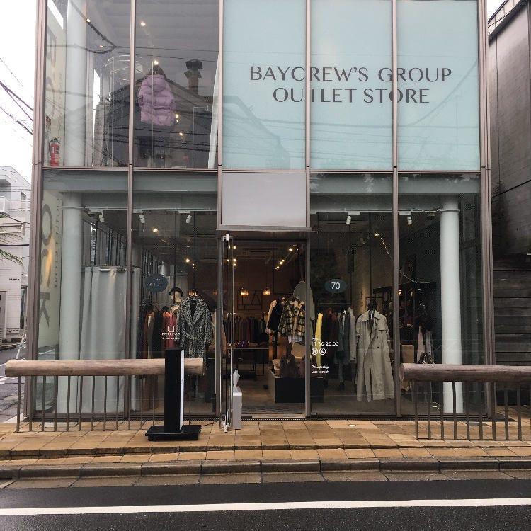 B.C STOCK Daikanyama