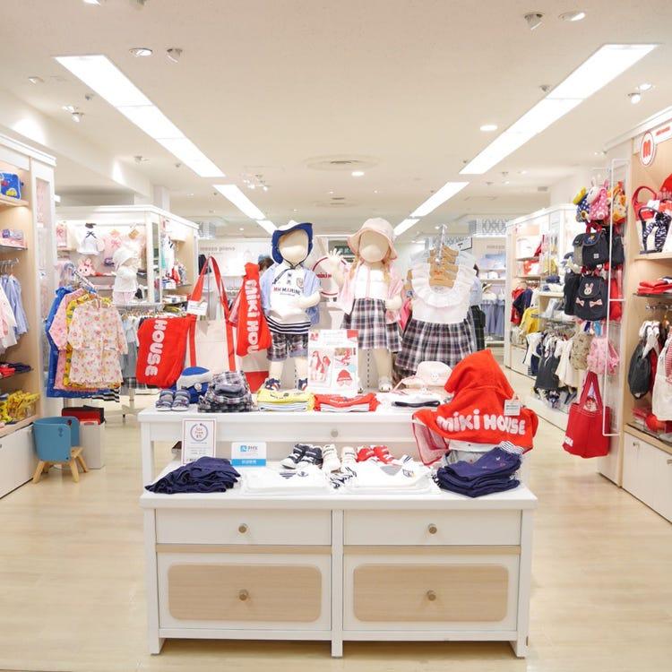 MIKI HOUSE Ikebukuro Tobu store