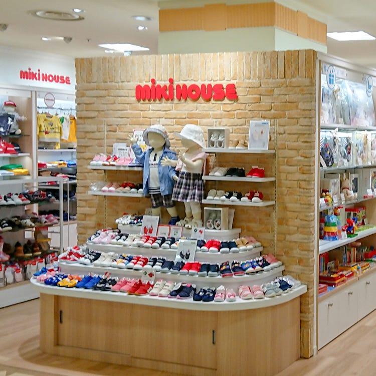 MIKI HOUSE Sapporo Daimaru store