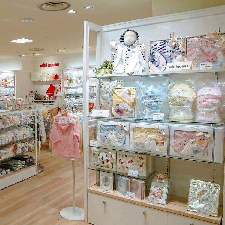 MIKI HOUSE札幌大丸店