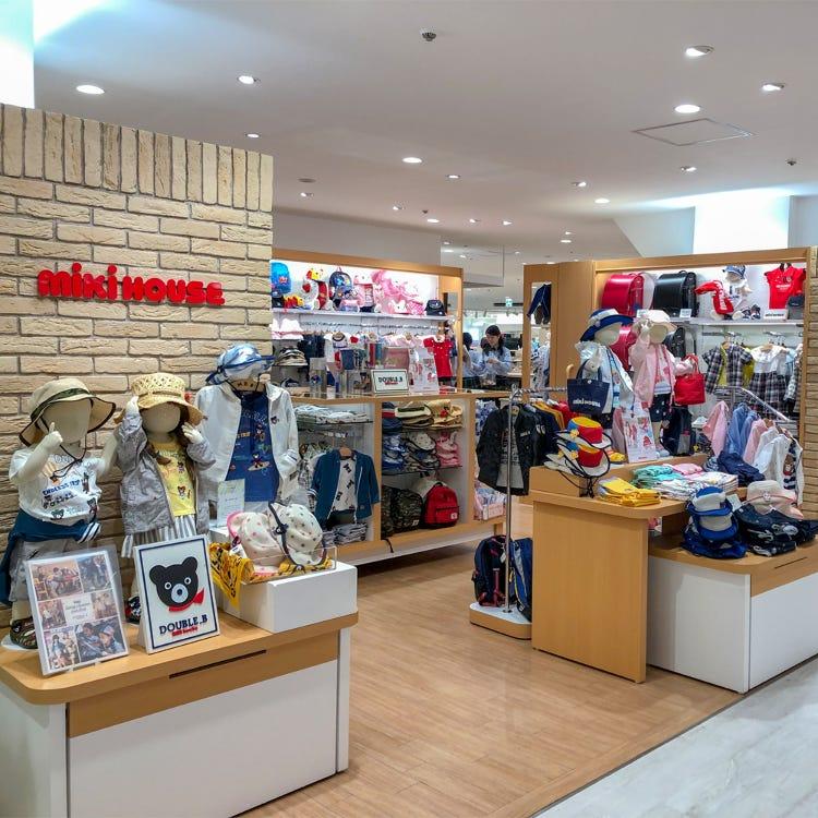 MIKI HOUSE銀座松屋店