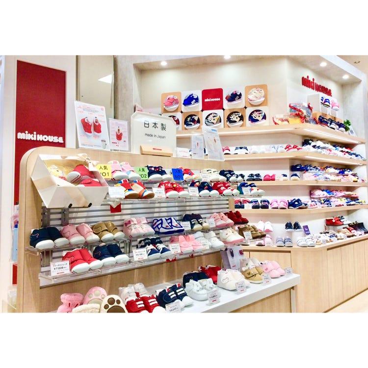 MIKI HOUSE Osaka Takashimaya store