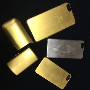 "Goldleaf foil arts ""Gomei"""