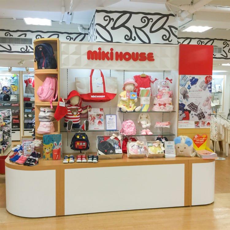 MIKI HOUSE池袋西武店
