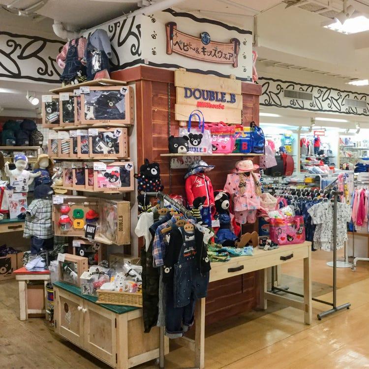 MIKI HOUSE Ikebukuro Seibu store