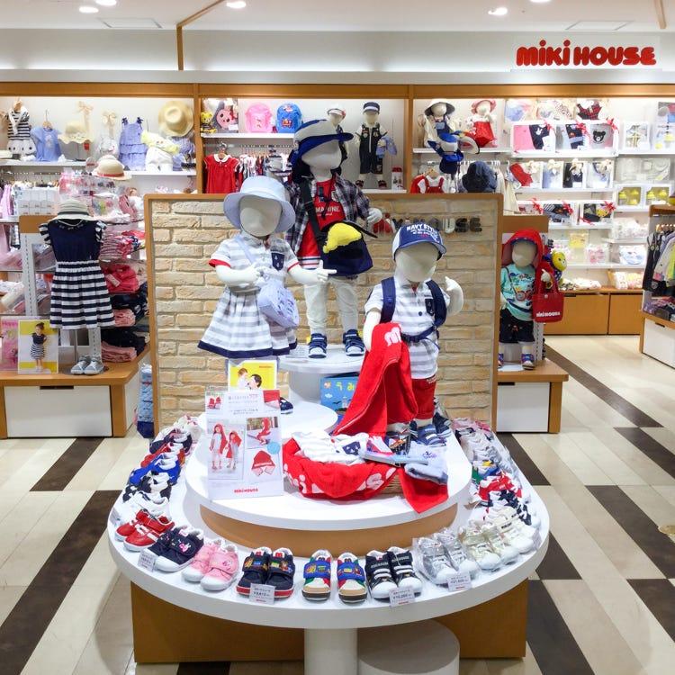MIKI HOUSE Umeda Hankyu store