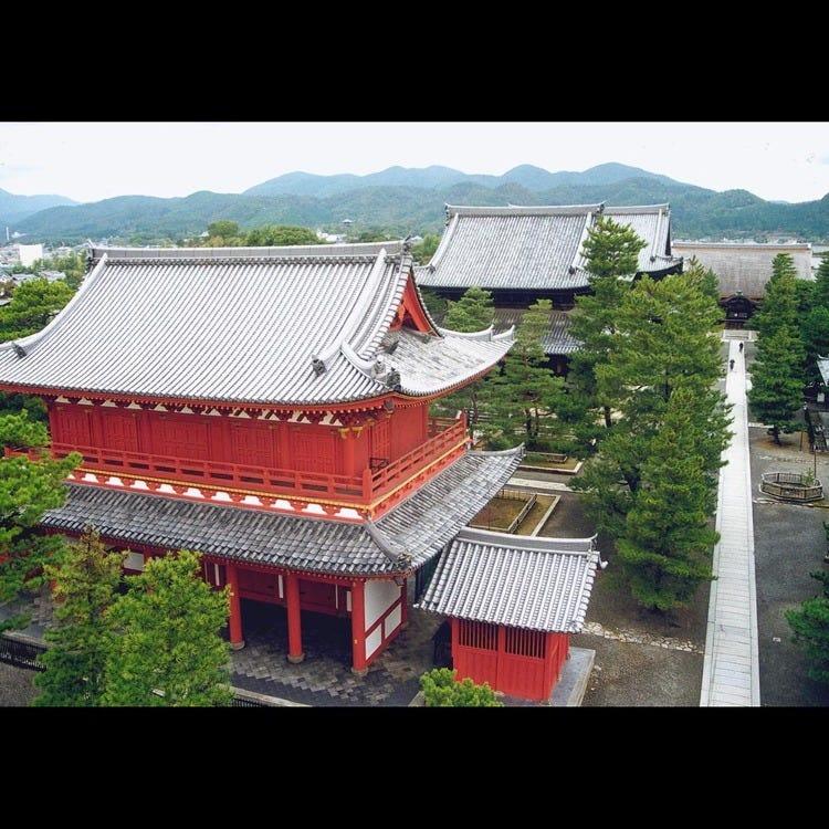 Myoshin-ji Temple