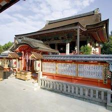Jishu-jinja Shrine