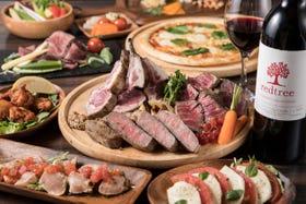 熟成肉と生モッツァレラ 肉バルイタリアン 肉タリア 三宫