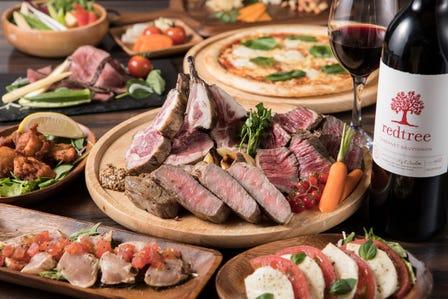 熟成肉と生モッツァレラ 肉バルイタリアン 肉タリア 三宮