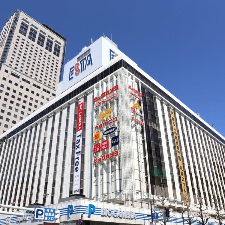 BicCamera札幌店