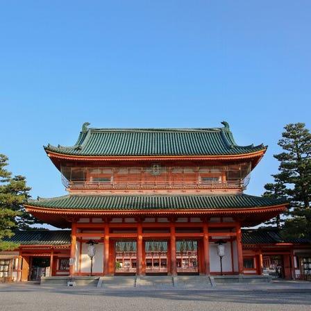 Heian-jingu Shrine
