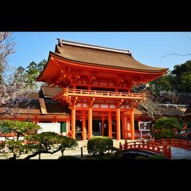 贺茂别雷神社(上贺茂神社)