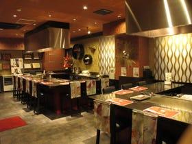 神戶牛鐵板燒ステーキ 榮吉