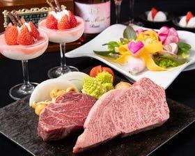 神戸牛鉄板焼ステーキ なみ木 三宮