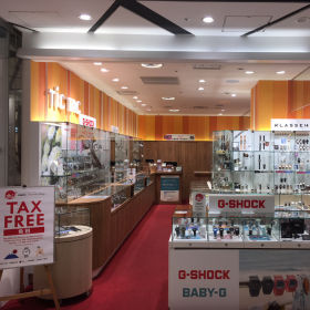 TiCTAC Kyoto Cube store