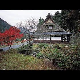 미야마 가야부키 미술관 향토자료관