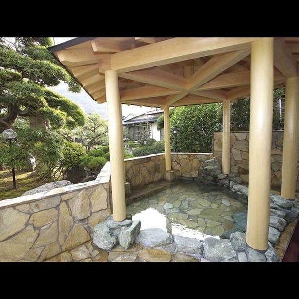 紀三井寺溫泉 花之湯 花園飯店Hayashi
