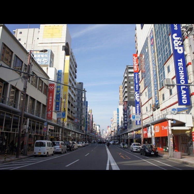 日本橋電電街