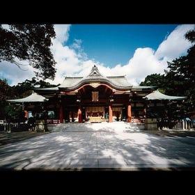 Nishinomiya-jinja Shrine