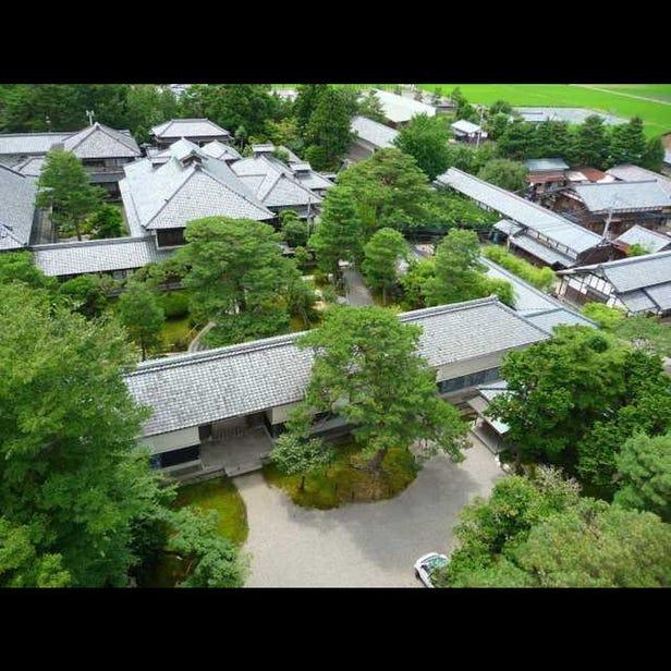 豪農の館 北方文化博物館(伊藤邸)