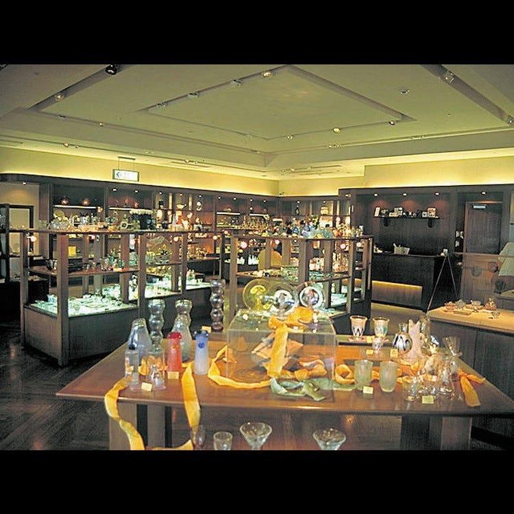 藤田喬平玻璃美術館