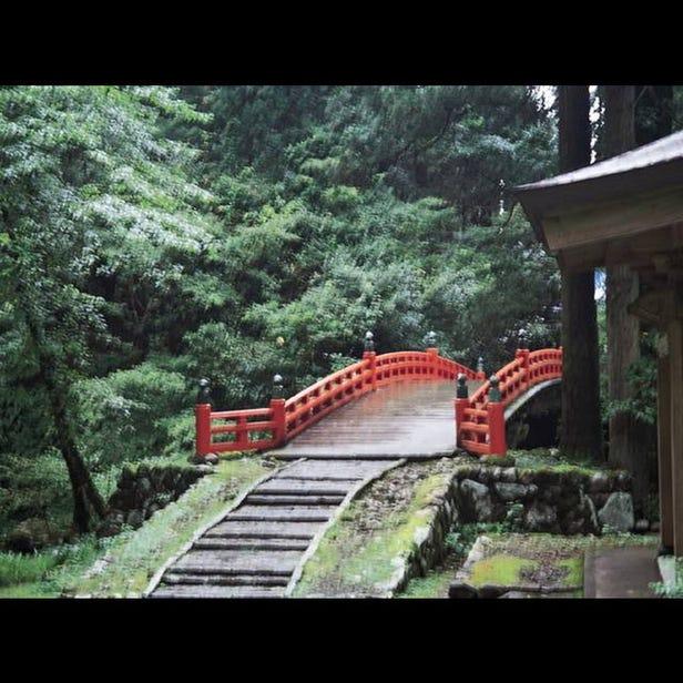 Dewa Sanzan Shrine Sanjingosaiden