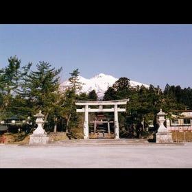 Iwakiyama-jinja Shrine