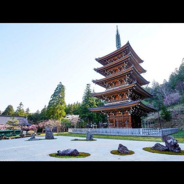 Showa Daibutsu Seiryu-ji Temple