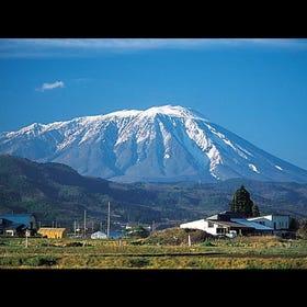 이와테 산