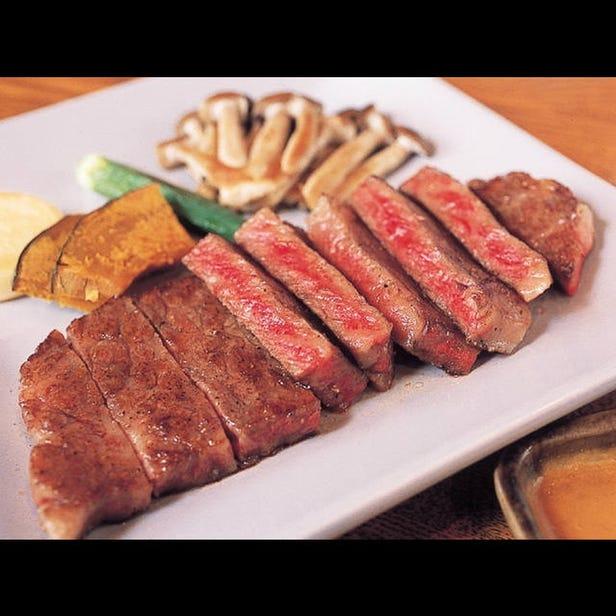 ステーキ鉄板料理和かな