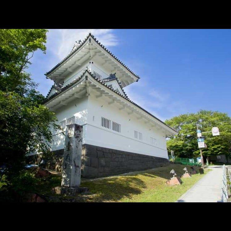 Sendai Castle ruins