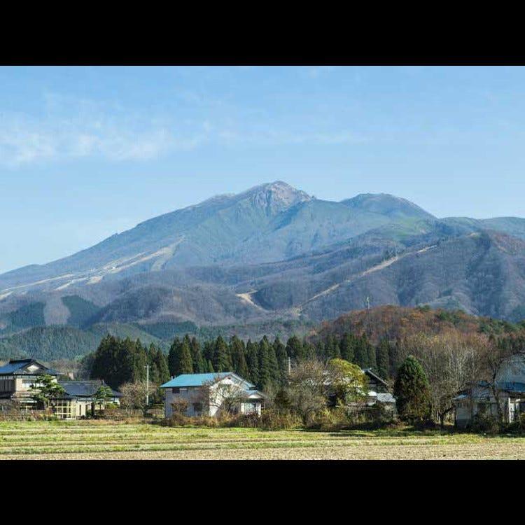 Mount Akita-Komagatake