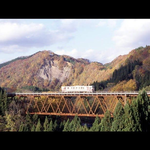 Akita Inland Traversing Railway