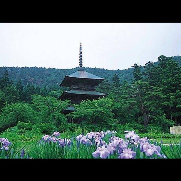 安久津八幡神社