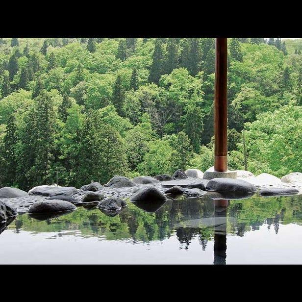 滝と蕎麦の宿 瀧見舘