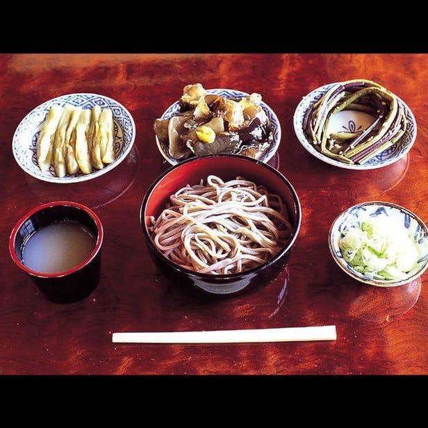 Shichibei Soba