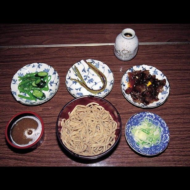 七兵衛蕎麥麵