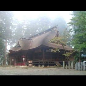 Kumano-taisha Shrine
