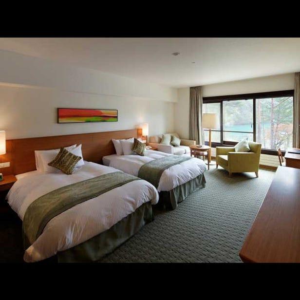 우라반다이 고원 호텔