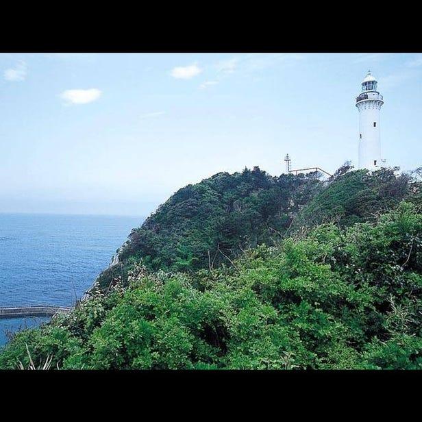 盐屋埼灯台