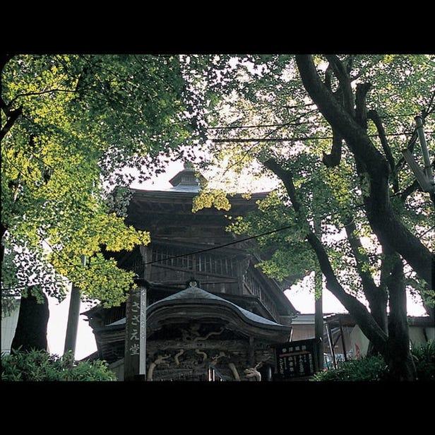 会津荣螺堂