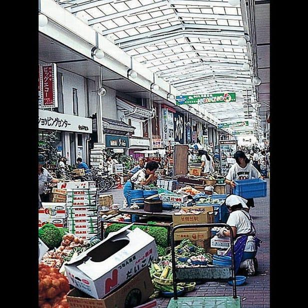 혼초 시장