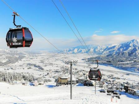 Ishiuchi Maruyama Ski Resort