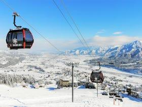 石打丸山滑雪場