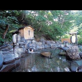 오쿠유자와 가이카케 온천