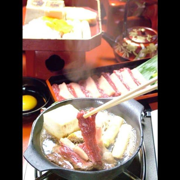 會津櫻鍋 鶴我 會津本店