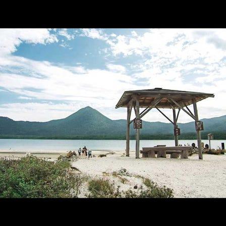 Usoriyama-ko Lake